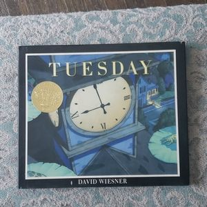 Tuesday  - children's vintage